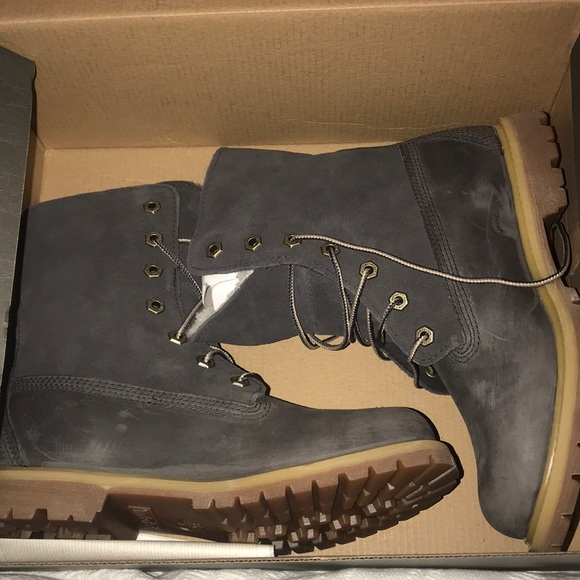 Timberland authentic teddy fleece boots NWT